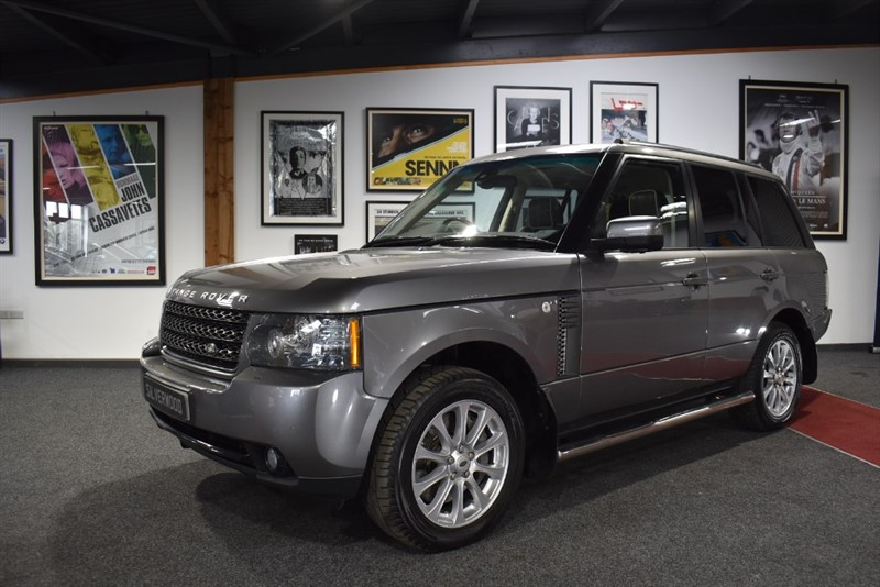 used Land Rover Range Rover vogue in durham