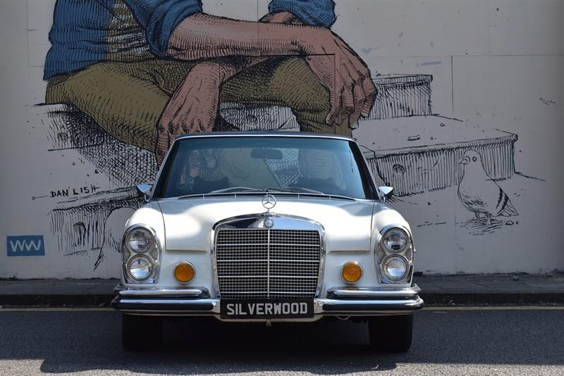 used Mercedes 280 280se 4.5 in durham