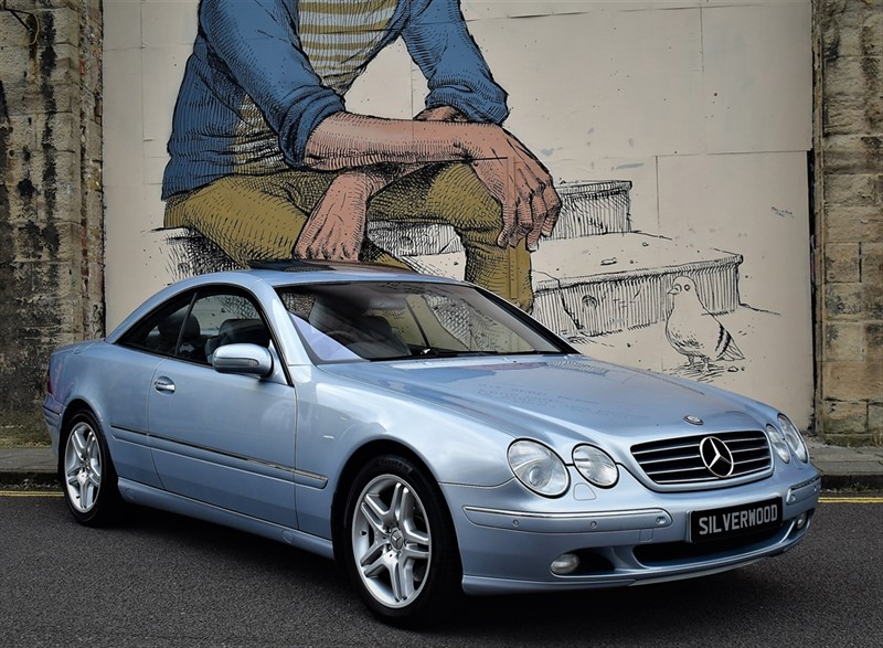 used Mercedes CL500 CL500 in durham