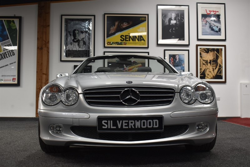 used Mercedes SL SL350 in durham