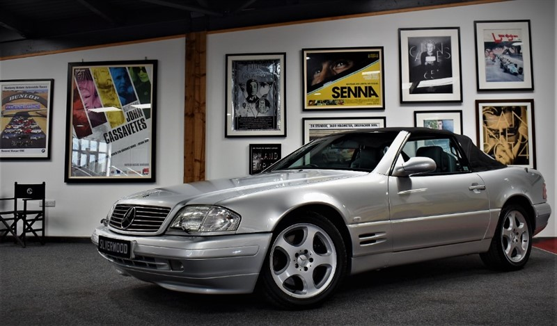 used Mercedes SL SL320 V6 in durham