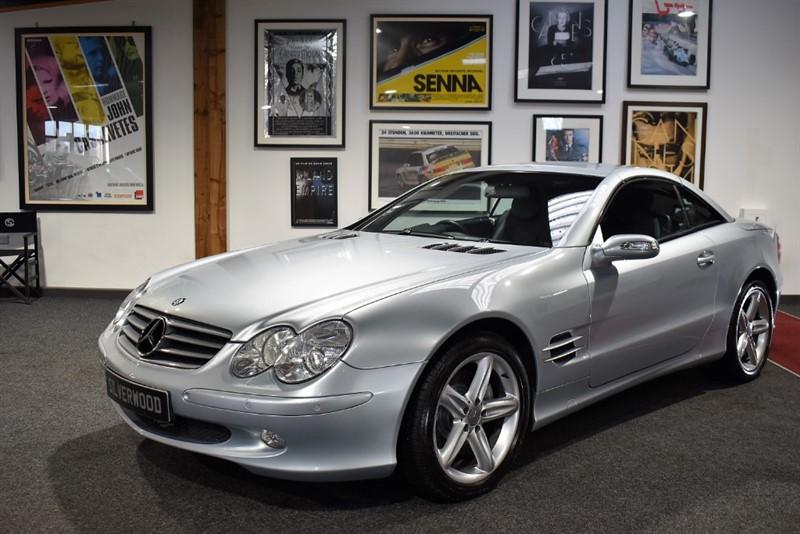 used Mercedes SL SL 500 in durham