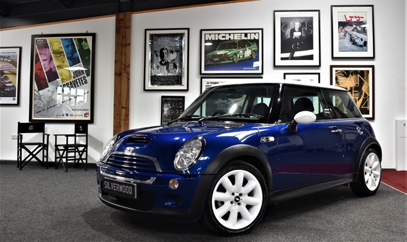 used MINI  COOPER S in durham