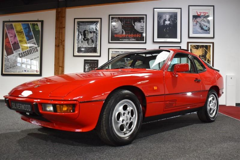 used Porsche 924 S in durham