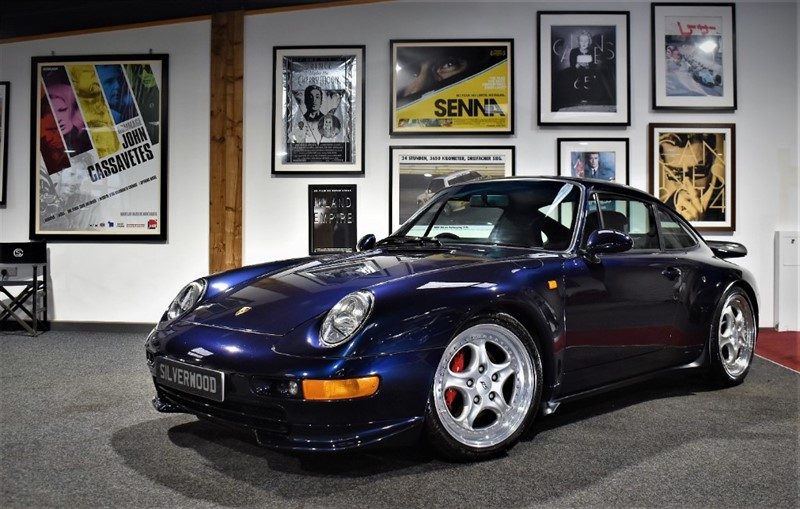 used Porsche 911 RS Evocation in durham