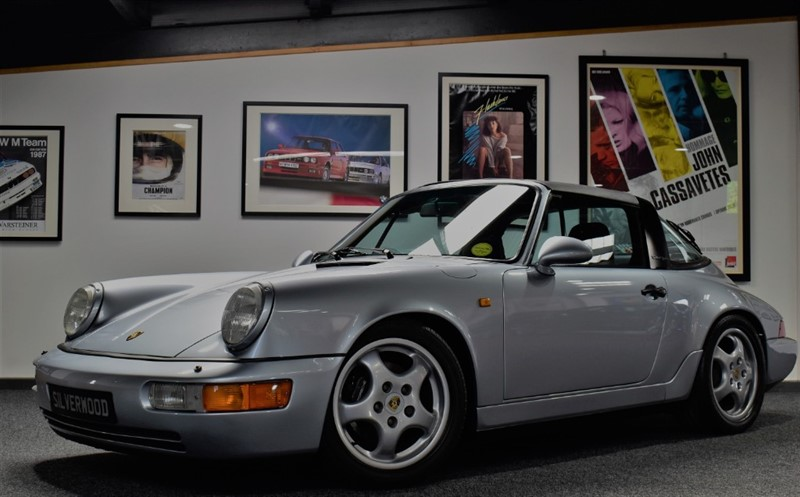 used Porsche 911 964 Carrera 4 Targa in durham
