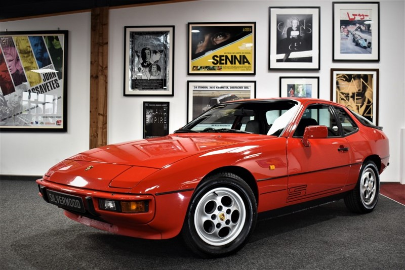 used Porsche 924 924S in durham