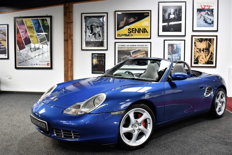 used Porsche Boxster S in durham