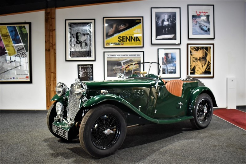 used Singer Le Mans Le Mans SS Special Speed in durham