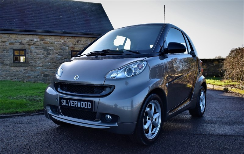 used Smart Car Fortwo Coupe PULSE CDI in durham