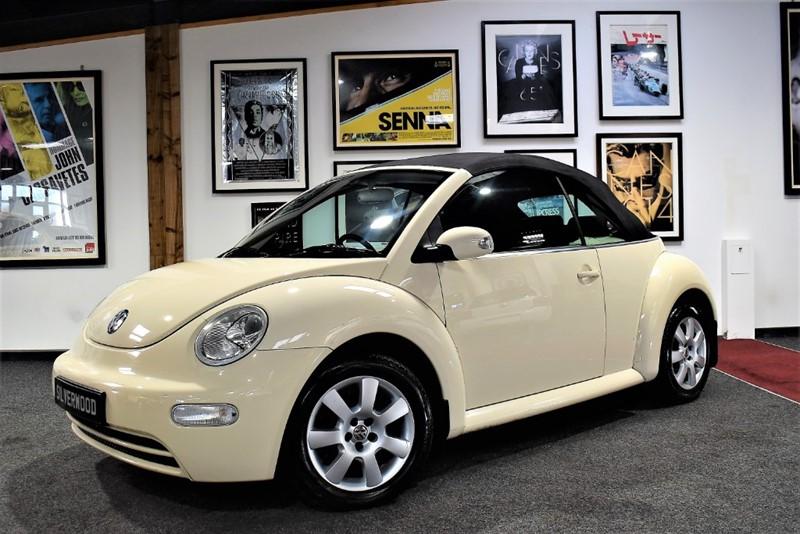 used VW Beetle 2 Litre 8V in durham