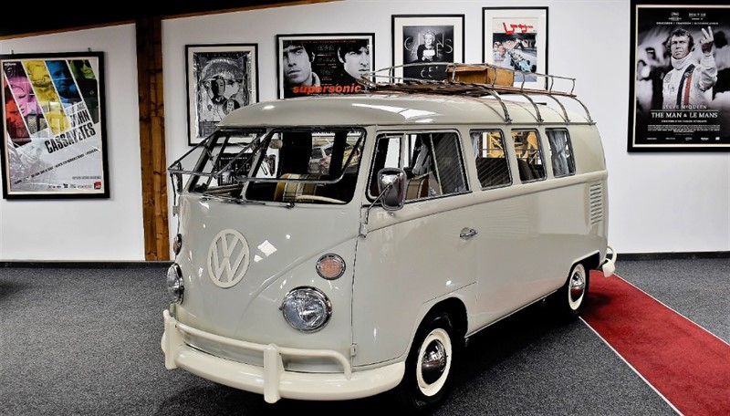 used VW Camper Safari Split Window in durham