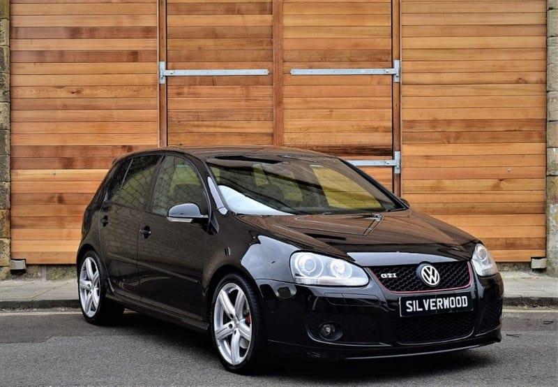 used VW Golf Pirelli Edition DSG in durham