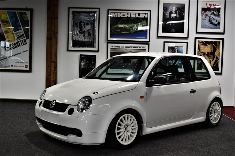used VW Lupo GTI Cup Car in durham