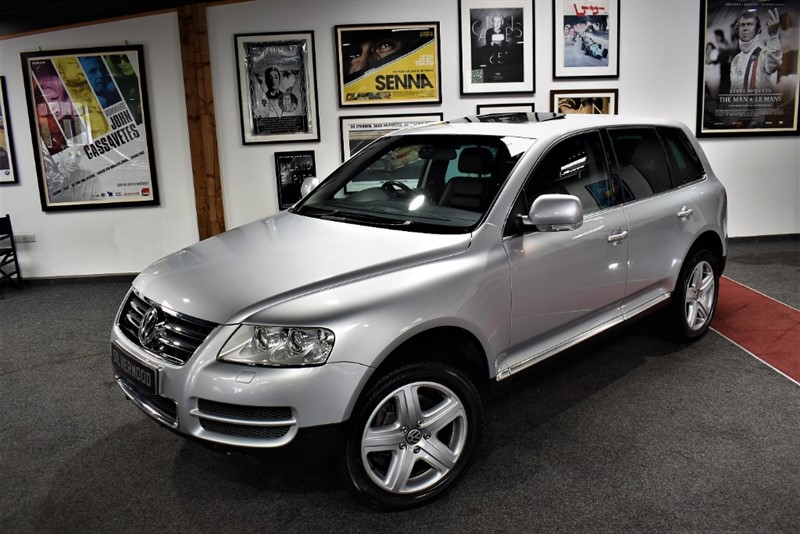 used VW Touareg TDI V10 in durham