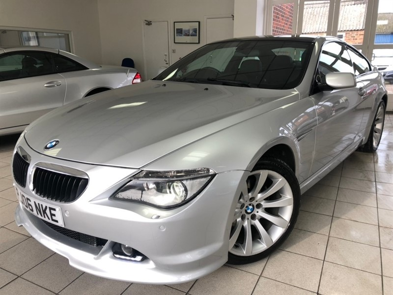 BMW 630i for sale