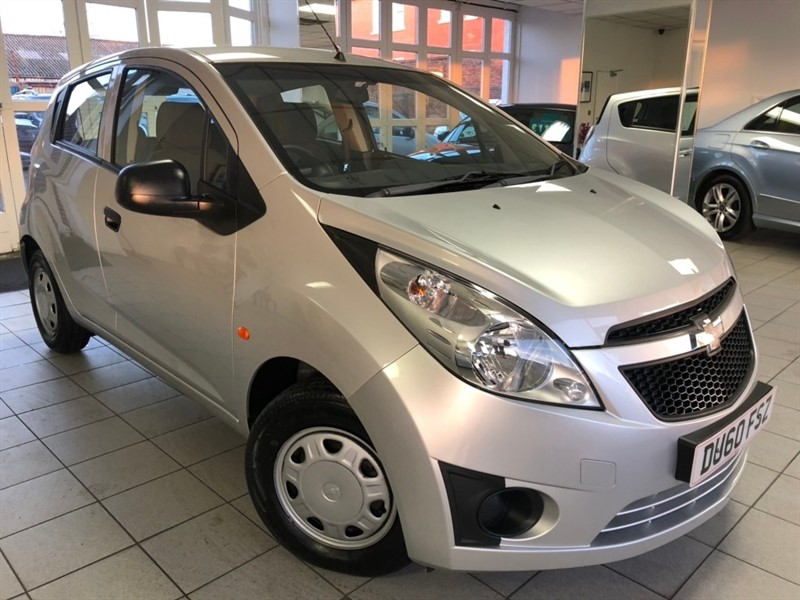 used Chevrolet Spark + 5dr in tamworth-staffordshire