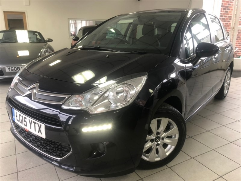 used Citroen C3 HDi VTR+ 5dr in tamworth-staffordshire
