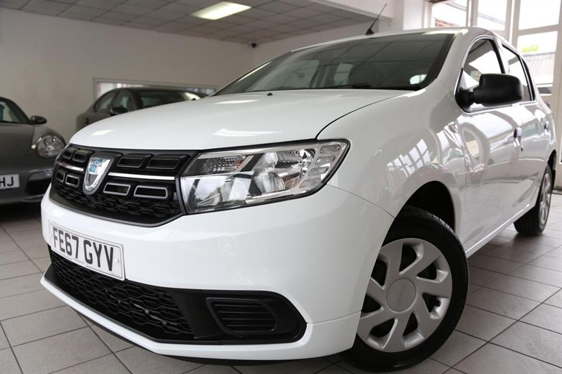 used Dacia Sandero TCe Ambiance (s/s) 5dr in tamworth-staffordshire