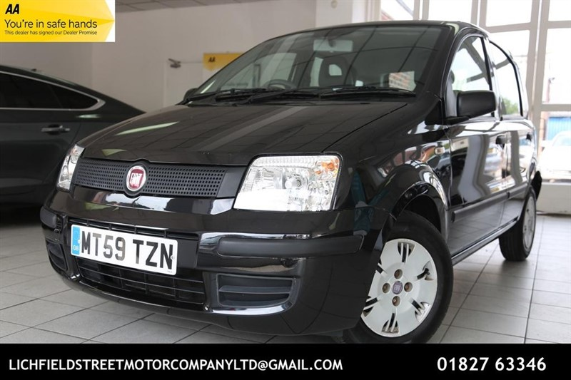 used Fiat Panda 1.1 Eco Active 5dr in tamworth-staffordshire