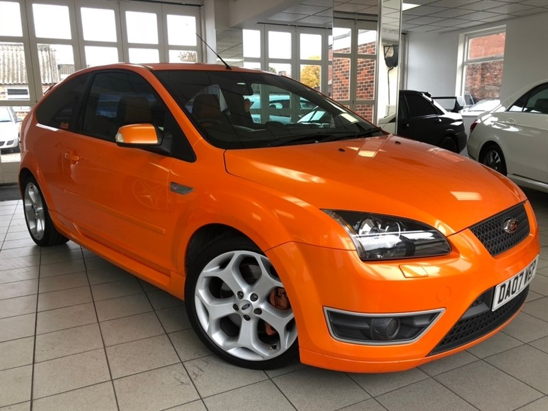 used Ford Focus SIV ST-2 Hatchback 3dr Manual (224 g/km, 221 bhp) in tamworth-staffordshire