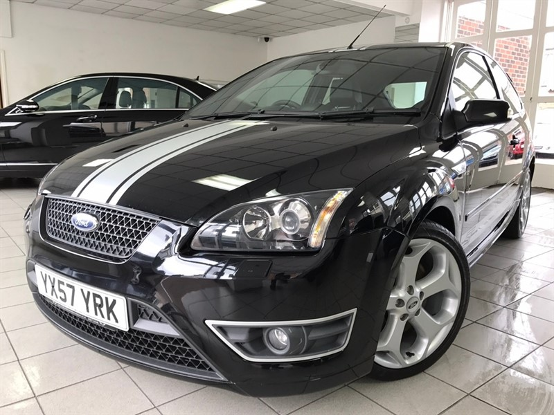 used Ford Focus SIV ST-3 3dr in tamworth-staffordshire