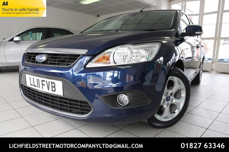 used Ford Focus Sport Auto 5dr in tamworth-staffordshire