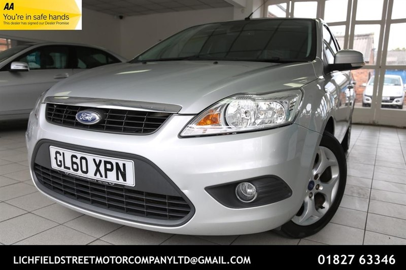 used Ford Focus Sport 5dr in tamworth-staffordshire