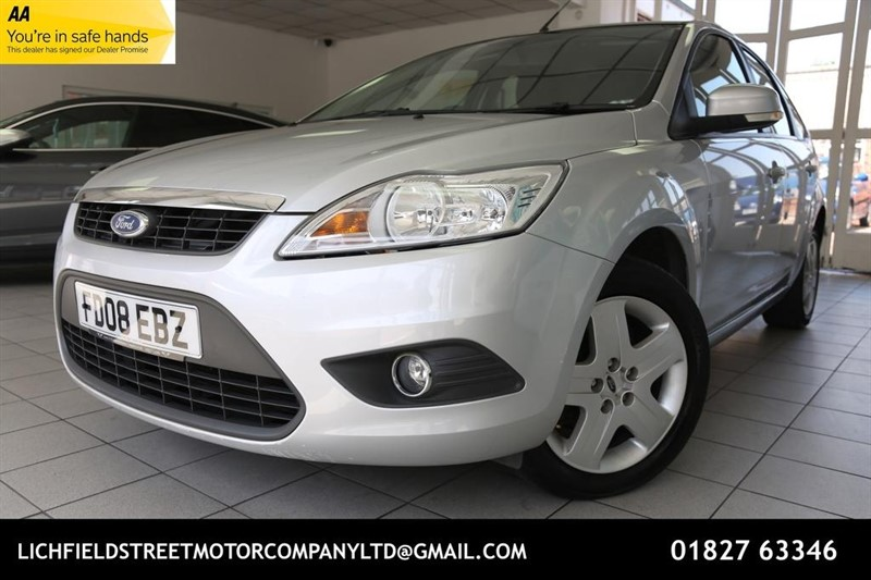 used Ford Focus Style 5dr in tamworth-staffordshire