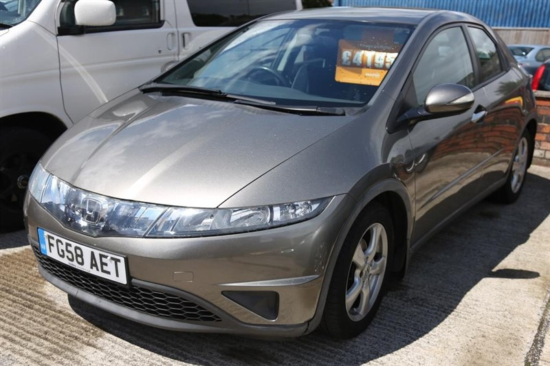 used Honda Civic i-VTEC SE 5dr in tamworth-staffordshire