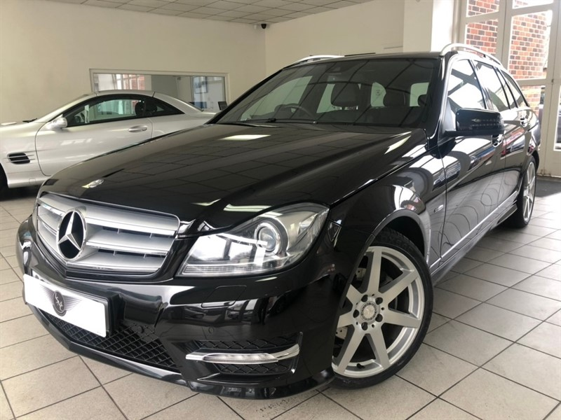 used Mercedes C250 C Class CDI BlueEFFICIENCY Sport 7G-Tronic 5dr in tamworth-staffordshire