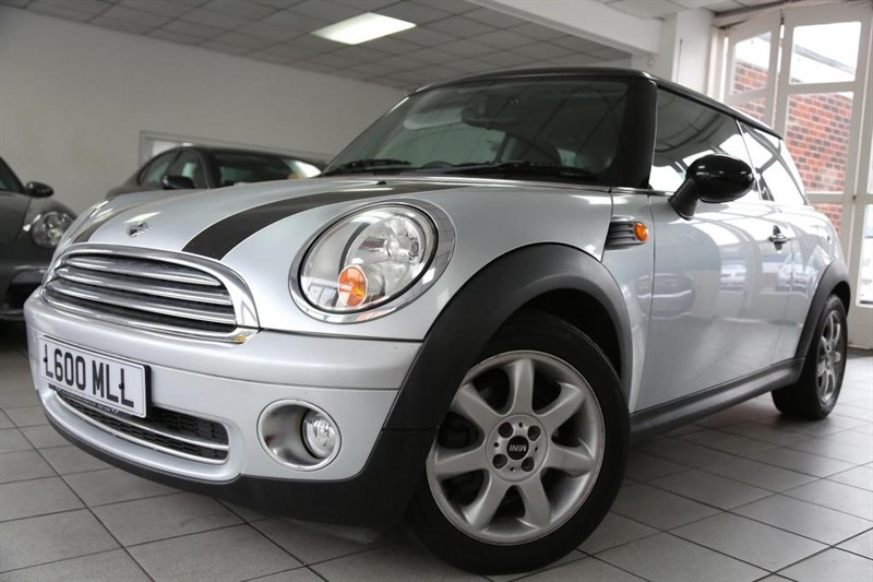 used MINI Hatch Cooper 3dr in tamworth-staffordshire