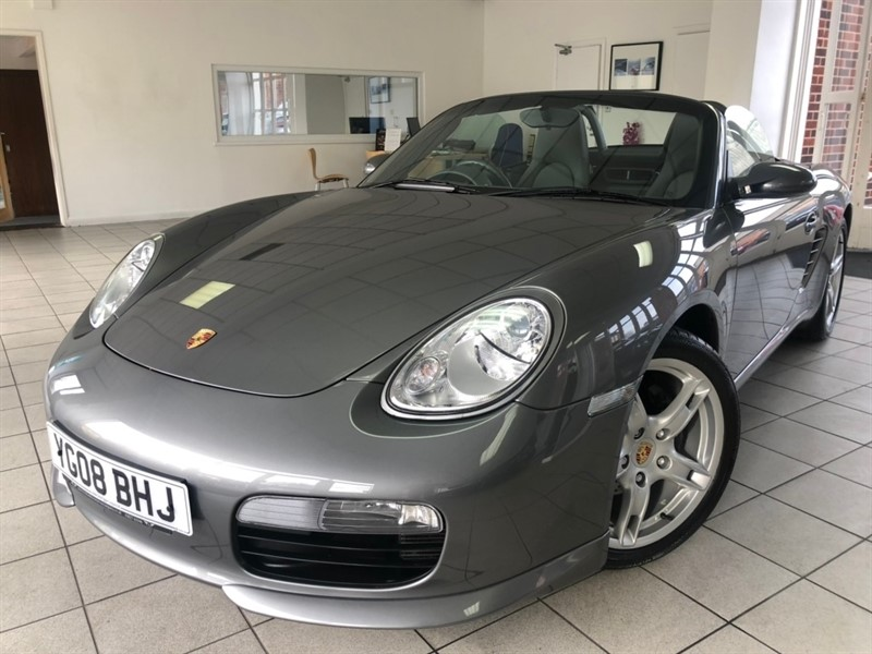 used Porsche Boxster 987 Sport Edition Tiptronic 2dr in tamworth-staffordshire