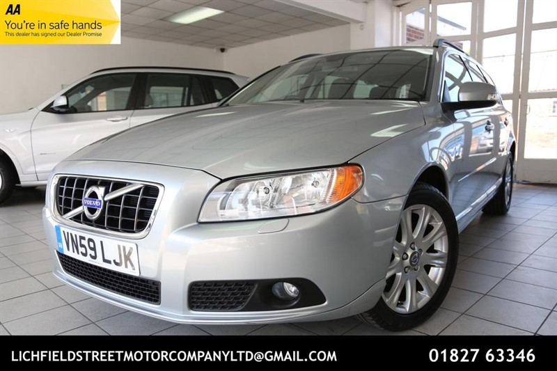 used Volvo V70 D SE 5dr in tamworth-staffordshire