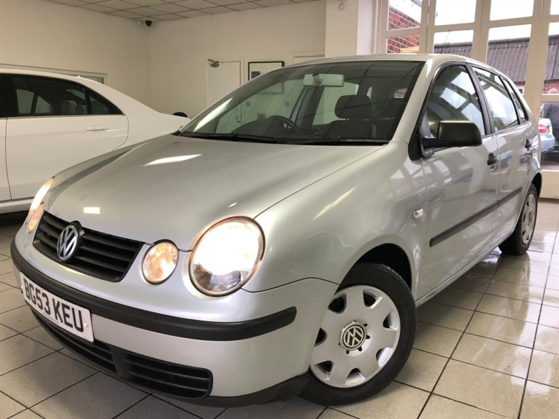 used VW Polo S 5dr (a/c) in tamworth-staffordshire