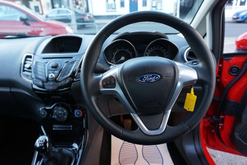Used Ford Fiesta ZETEC | Moulsham Motor Co