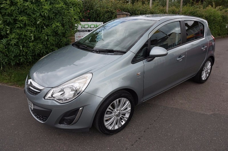 used Vauxhall Corsa SE in chelmsford essex