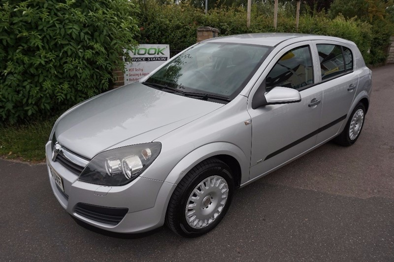 used Vauxhall Astra LIFE 16V in chelmsford essex