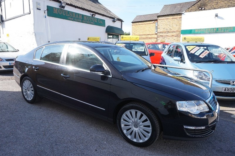 used VW Passat HIGHLINE TSI in chelmsford essex