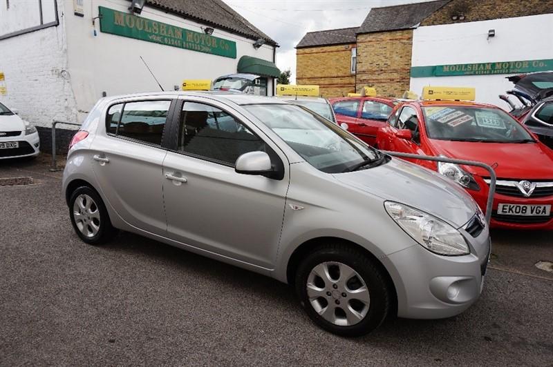 used Hyundai i20 COMFORT CRDI in chelmsford essex