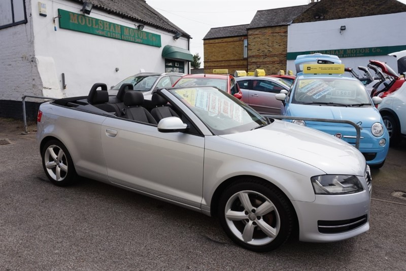 used Audi A3 TDI TECHNIK in chelmsford-essex
