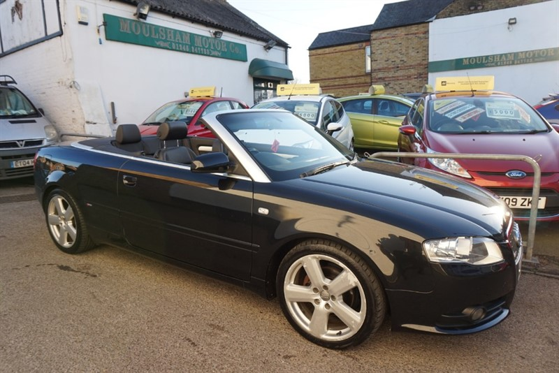 used Audi A4 TDI S LINE DPF in chelmsford-essex