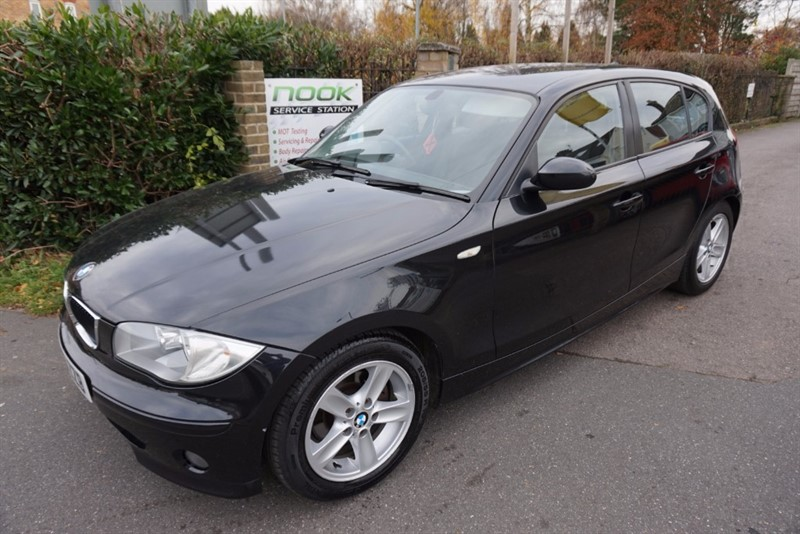 used BMW 116i 116I SPORT in chelmsford-essex