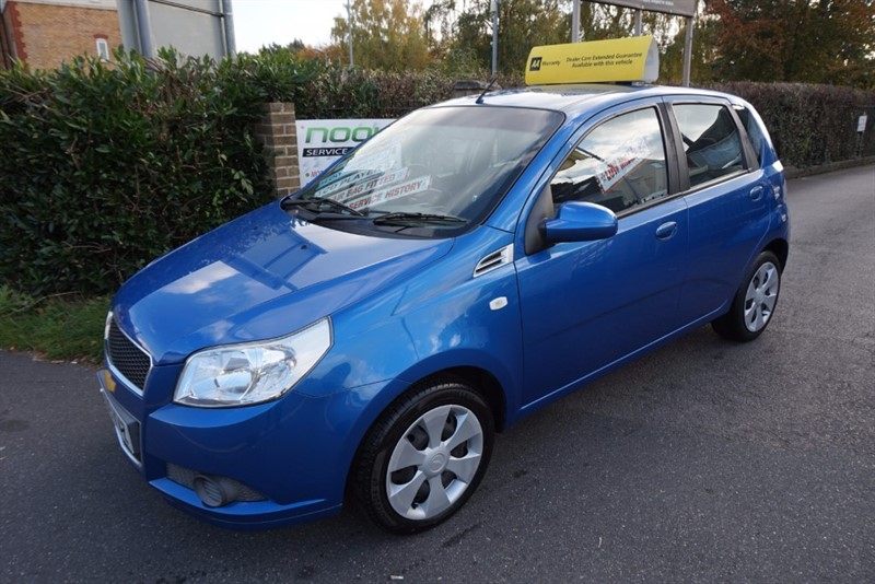 used Chevrolet Aveo LS in chelmsford essex