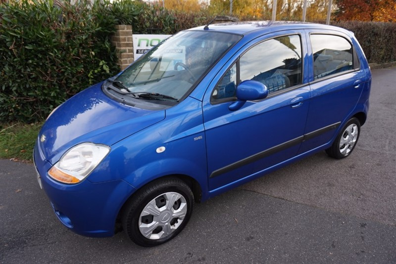 used Chevrolet Matiz SE in chelmsford essex