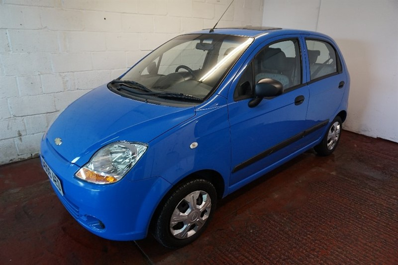 used Chevrolet Matiz S 5dr in chelmsford essex