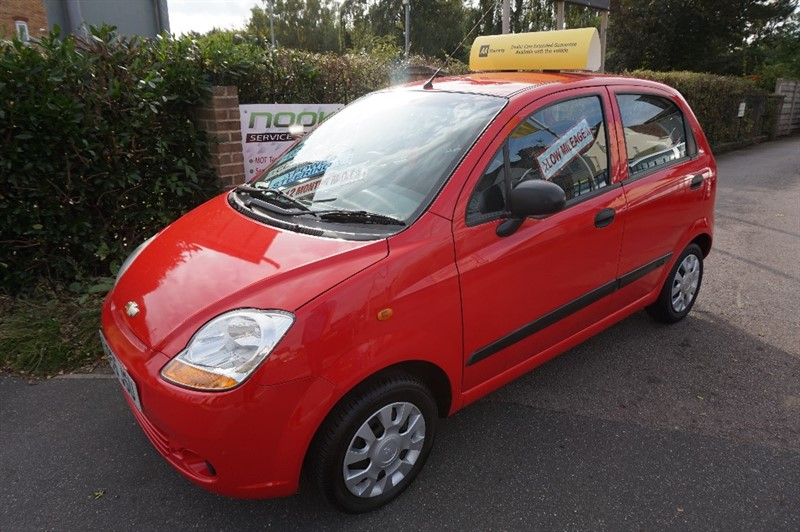 used Chevrolet Matiz S in chelmsford essex
