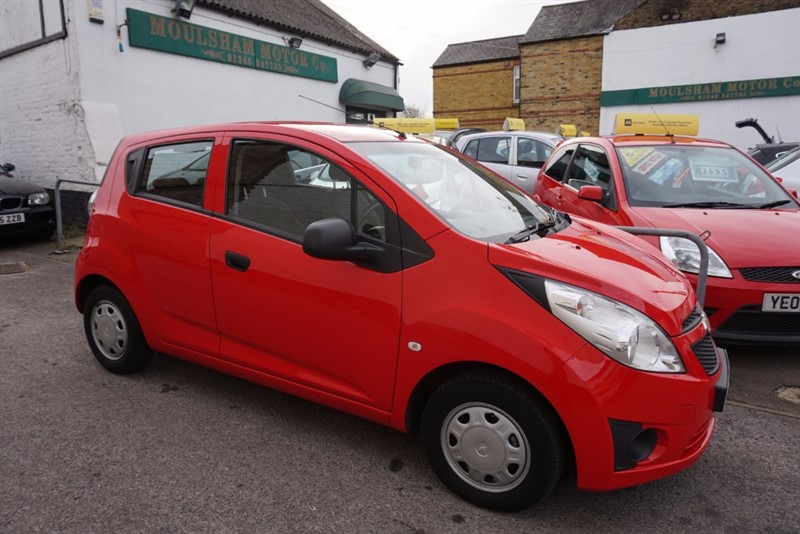 used Chevrolet Spark PLUS in chelmsford essex