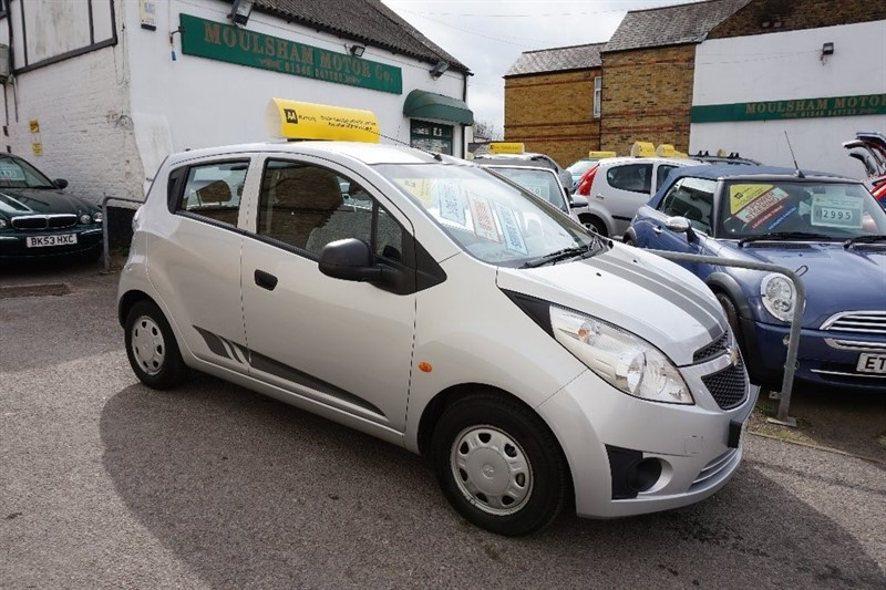 used Chevrolet Spark + 5dr in chelmsford essex