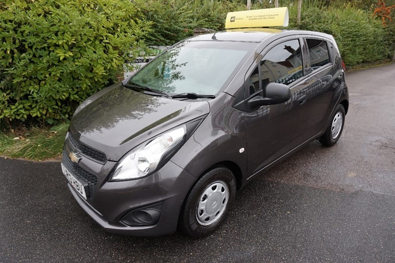used Chevrolet Spark LS in chelmsford essex